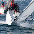Competitors at the CH Marine Autumn League were met with sunshine and SSE breeze on Day One of the event