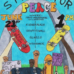 STL PUSH FOR PEACE